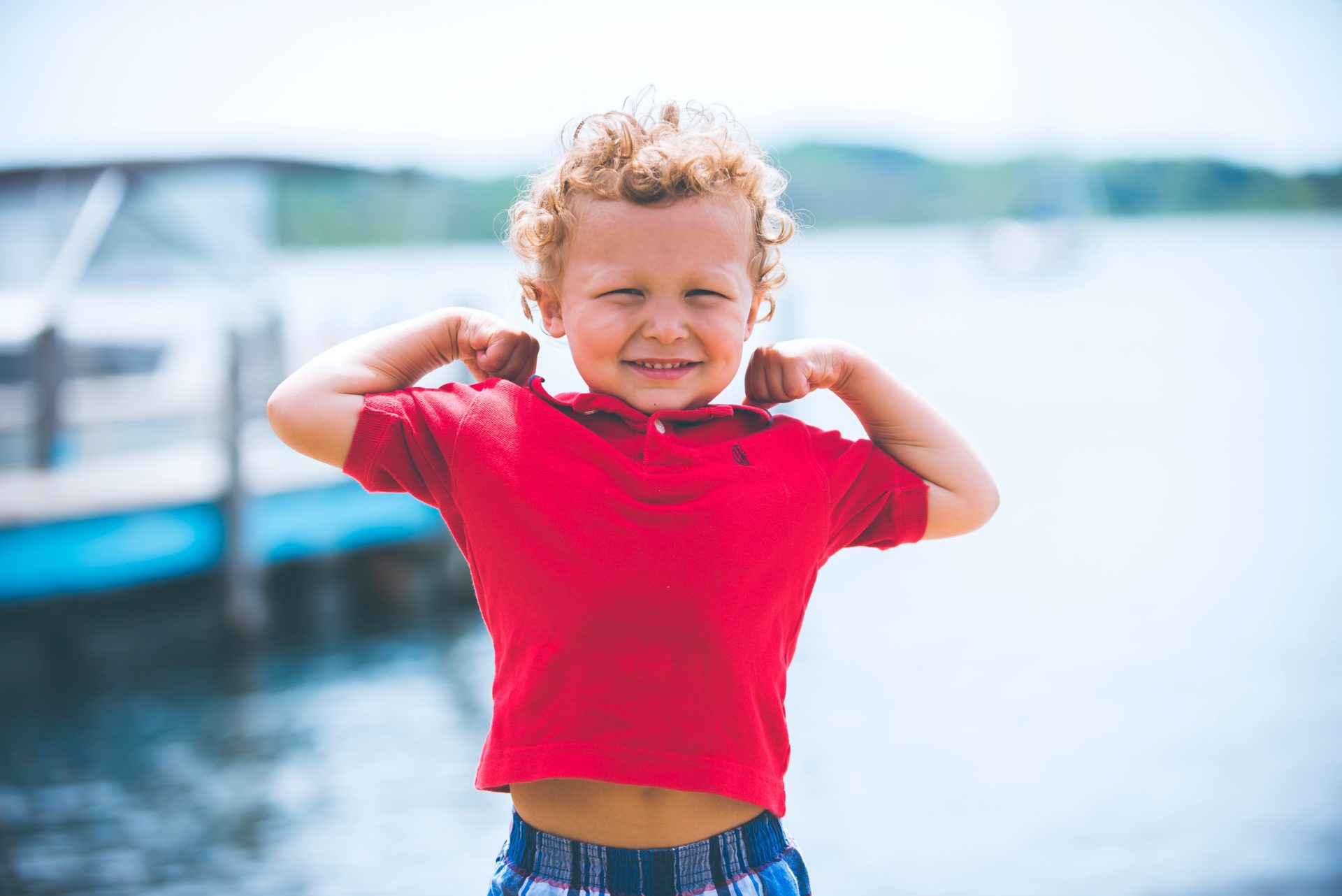 Ways to Naturally Boost Your Child's Immune System