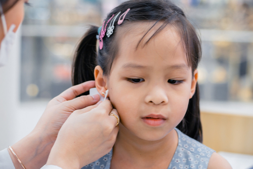 Ear Piercing For Kids